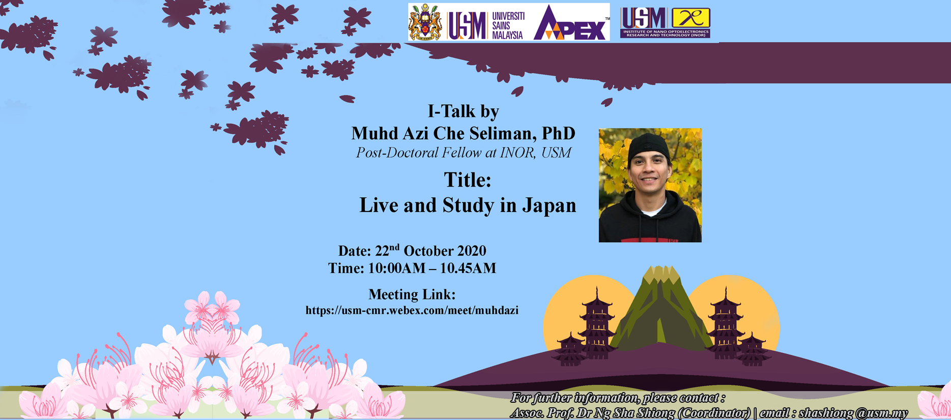 I-Talk: Live and Study in Japan
